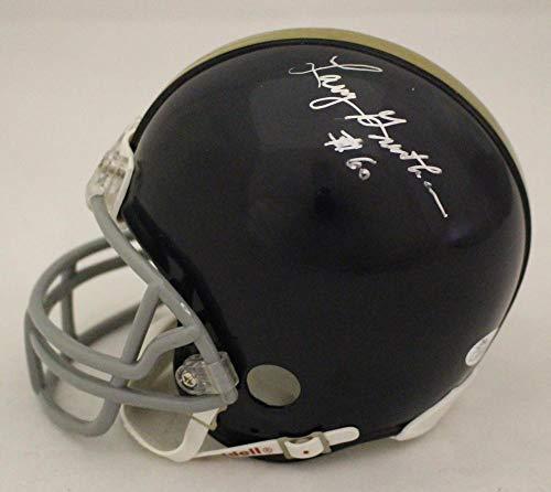 Larry Grantham Autographed Mini Helmet - 23315 - JSA Certified - Autographed NFL Mini (Signed Titans Mini Helmet)