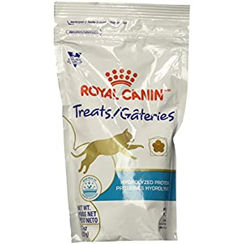 Royal Canin Veterinary Diet Hydrolyzed Protein Feline Cat Treats 7.7 Oz