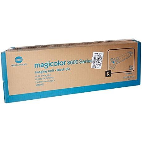 Konica Minolta Black Imaging Unit For Magicolor 8650DN Printer A0DE03G