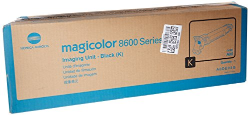 Black Magicolor Printer Toner - Black Imaging Unit For Magicolor 8650DN Printer