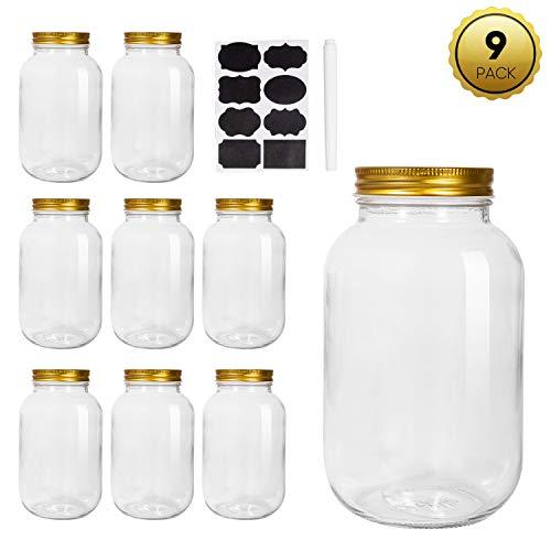 canning jar 32 ounce - 2