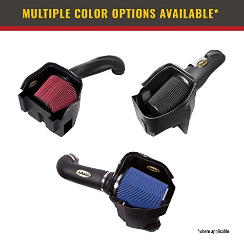 Airaid 452-326 MXP Black Cold Air Intake System with Dry Filter