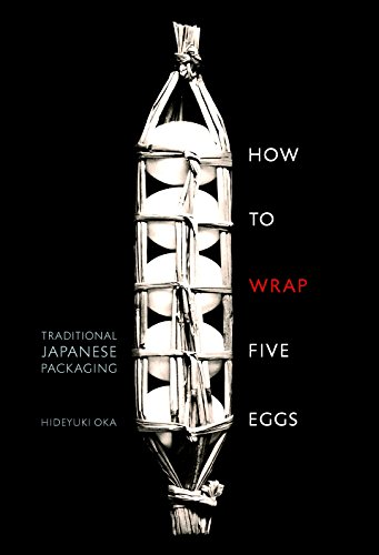 How to Wrap Five Eggs: Traditional Japanese Packaging by imusti