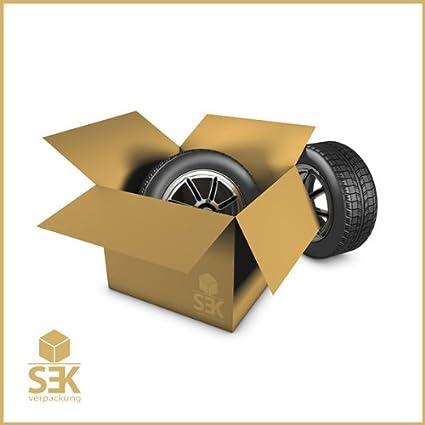 Neumáticos/llantas Envío Incluye cartón doble Pack 650 x 650 x 520 ...