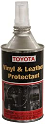 Genuine Toyota 00289-1VL00 Vinyl and Leather Protectant - 12 oz. Can