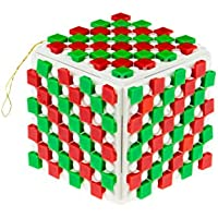 Strictly Briks Design Your Own Brick Ornament Set (164 Pieces) for Christmas Tree
