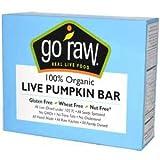 Cheap Go Raw Organic Pumpkin Seed Sprouted Bar 10 Bars 13 g Each