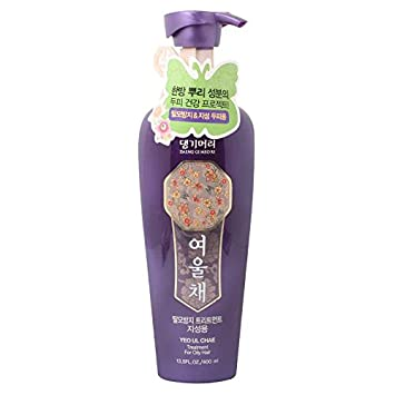 Daeng Gi Meo Ri Yeo Ul Chae Treatment For Oily Scalp 400ml