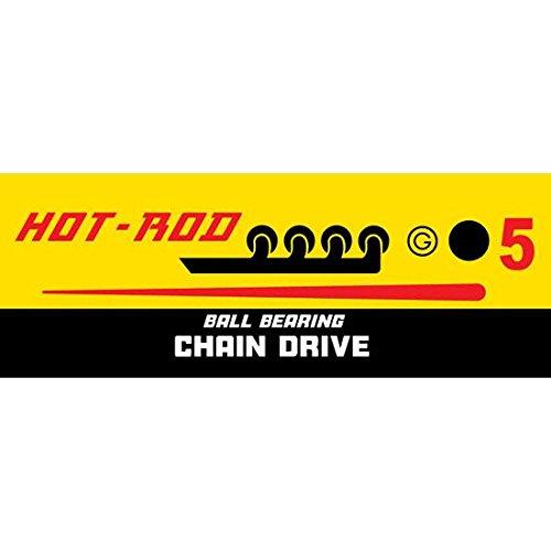 Blue Diamond Classics Garton Hot Rod 1956-59 Pedal Car Graphic