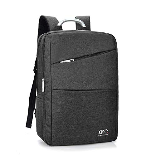 Canvas School Carrying Laptop Backpack Case Compatible Dell Inspiron/Latitude / XPS/Acer Spin/Swift / Chromebook/Chuwi / Porsche/Alienware 13-14 Inch