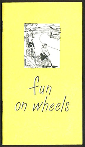 Fun on Wheels Bicycle Safety booklet Aetna Casualty & Surety Insurance Co 1950s
