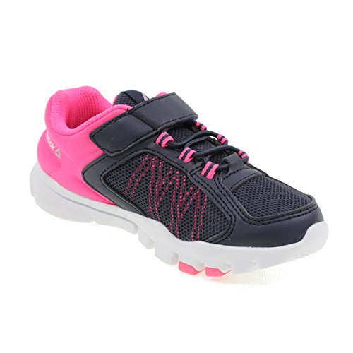 Reebok Sneakers mit Velcro Yourflex Train 9.0 Kids CN2956 Blau/Fuxia blau