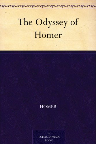 The odyssey of homer kindle edition by homer william cowper the odyssey of homer by homer ccuart Image collections