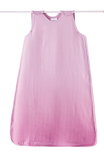 aden + anais Merino Muslin Sleeping Bag, Sunset, Small by aden + anais