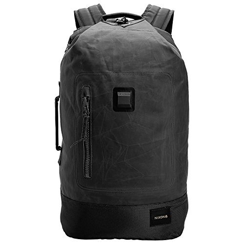 Nixon Men's Origami Backpack Black Backpack