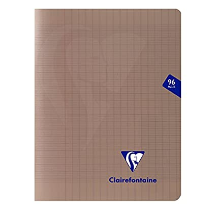 CLAIREFONTAINE-Cuaderno de cuadrados, MIMESYS de ...