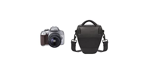 Canon EOS 1300D - Cámaras réflex de 18 MP, gris metalizado: Amazon ...