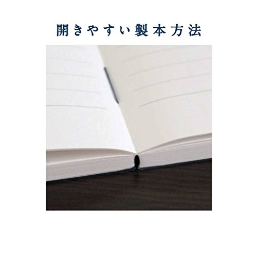 Apica Premium C.D. Notebook - A5-7 mm Rule - 96 Sheets