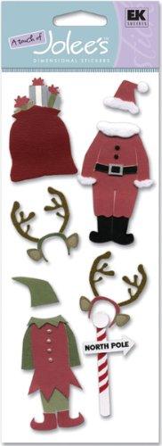 Santa & Elf Suit // Jolee's