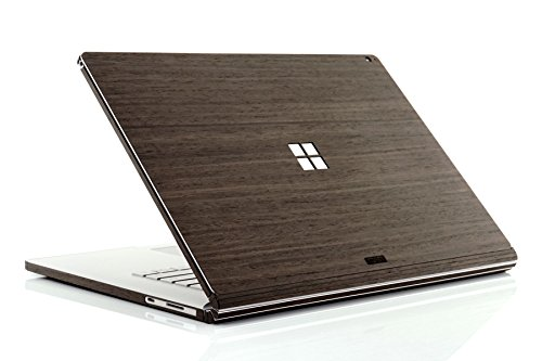 Toast MSB2-15-WIN-04+BOT Real Wood, Ebony Cover for Microsoft Surface Book 2 with...
