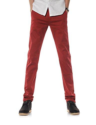 Demon&Hunter 910X Slim-Fit Series Men's Stretch Casual Pants DH9105(28)