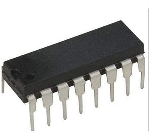 Fasilei 20pcs//lot PC847 DIP optocoupler Four PC817 PC817-4 DIP16 Original Authentic in Stock