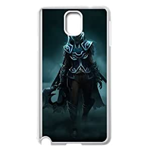 Samsung Galaxy Note 3 Cell Phone Case White Defense Of The Ancients Dota 2 PHANTOM ASSASSIN 005 LWY3500779KSL