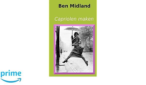 Capriolen maken: Volume 1 (Kronkelingen): Amazon.es: Ben ...