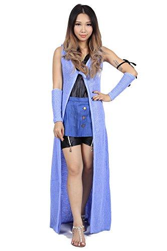 De-Cos Final Fantasy VIII Forest Owls Member Rinoa Heartilly Outfit V1 Set