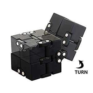 Infinite Cube Fidget Cube Toys - Hiteey Pressure Reduction Toys,Relieves ADHD Anxiety and Boredom ,Kill Time artifact