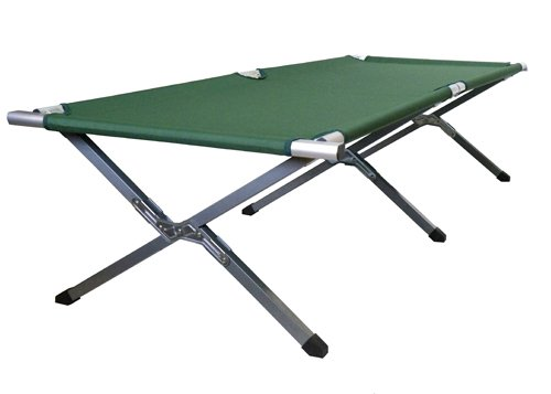 Folding Cot Adventure Military Cot Camping Bed, Outdoor Stuffs