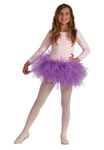Swan Ballet Lake Costumes (Forum Novelties Child's Fluffy Tutu Costume,)