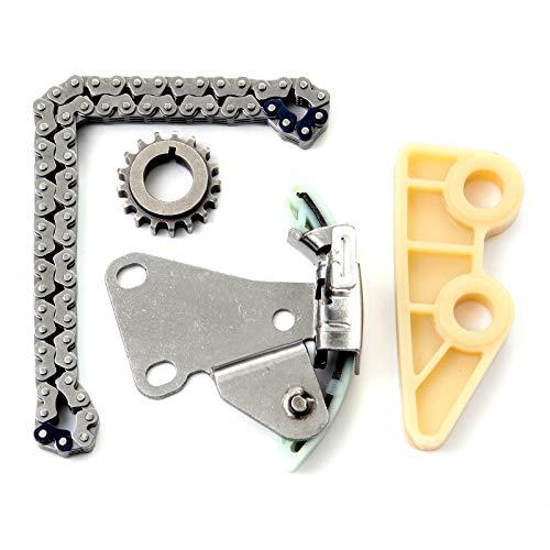 CTCAUTO Timing Chain Kit for 2008 2009 2010 2011 2012 2013 2014 2015 Honda Accord 2.4L 2354CC L4 DOHC (2008 Honda Accord Timing Belt Or Chain)
