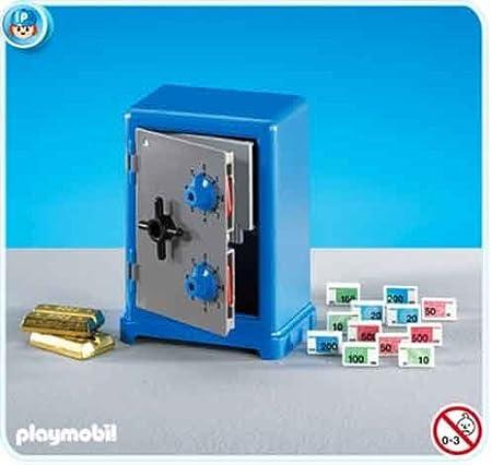 Playmobil 7446 - Caja fuerte de juguete: Amazon.es: Juguetes y juegos