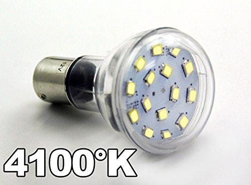 Cabin Bright LEDSP-41 Spotlight Bulb (1383 LED 12 Volt AC/DC (4100 Degree K))