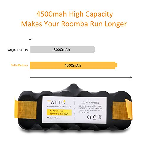 Buy roomba battery replacement 650