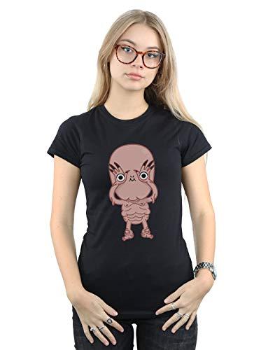 Pepe Rodriguez Women's Pale Man T-Shirt Black Medium