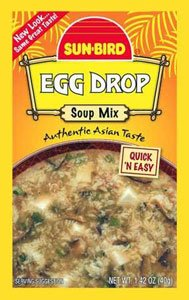 Mix Soup Egg Drop 1.42 OZ (Pack Of 24)