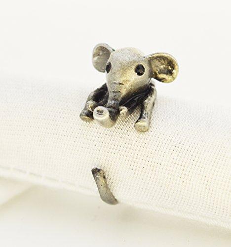 cute elephant ring - 9