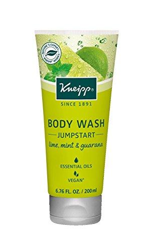 Kneipp Lime, Mint & Guarana Body Wash, 6.76 fl. Oz