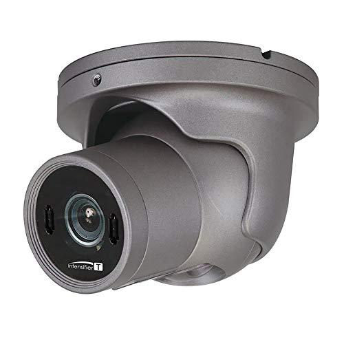 Speco Hd-Tvi 2mp Intensifier T Turret Camera, 2.8-12mm Lens - Dark Gray Housing (Intensifier Speco Dome)