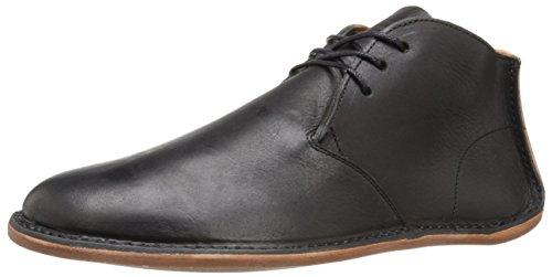 Vivobarefoot Men's Porto Rocker High Walking Shoe - Black...