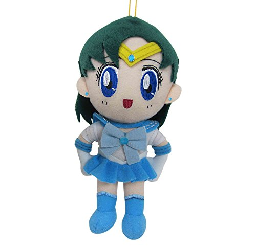 Great Eastern GE-7506 Sailor Moon Mercury Plush Doll