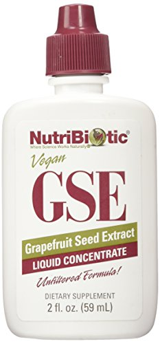 NutriBiotic Grapefruit Seed Extract - TWIN PACK