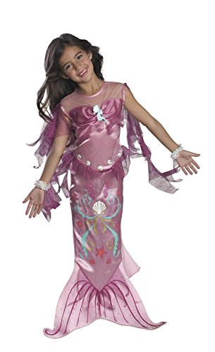 Rubie's Costume Pink Mermaid Child Costume, Toddler
