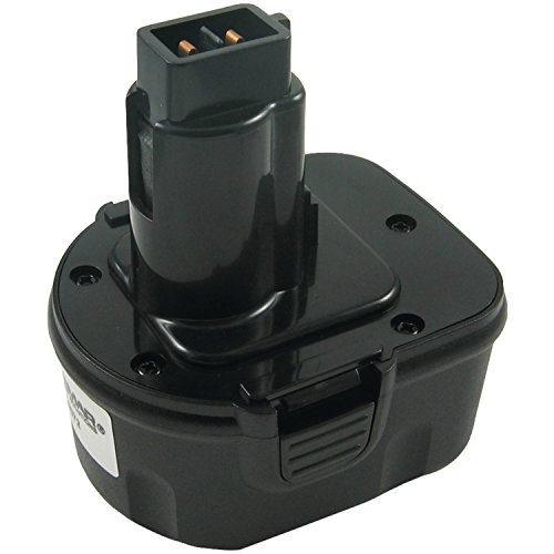 Replacement Battery for Black & Decker, DeWalt works with DeWalt DW9072, DW/DC9071, DW980, DW953, DW981, DW940K, DW907Z