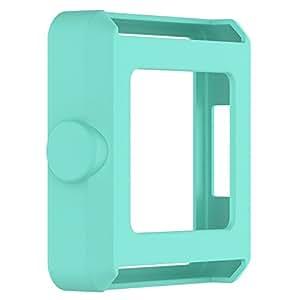 Beisoug Cubierta de la Caja del Reloj de Silicona Superior ...