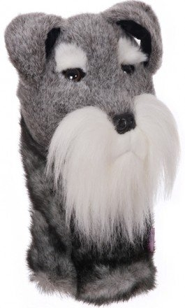 Giant Schnauzer Club - Daphne's HeadCovers: Headcover - Schnauzer Dog