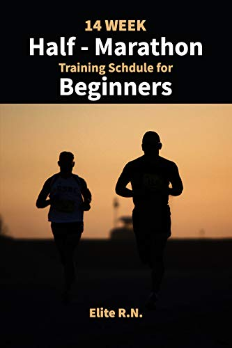14 Week Half-Marathon Training Schedule for Beginners: A 14-week training plan for complete half - marathon for beginners. The idea here is to get you to the finish line, regardles of speed.