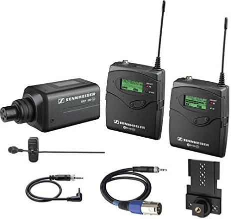 41Ir0G6JMAL._SX463_ amazon com sennheiser ew 100 eng g2 wireless lavalier microphone  at gsmportal.co